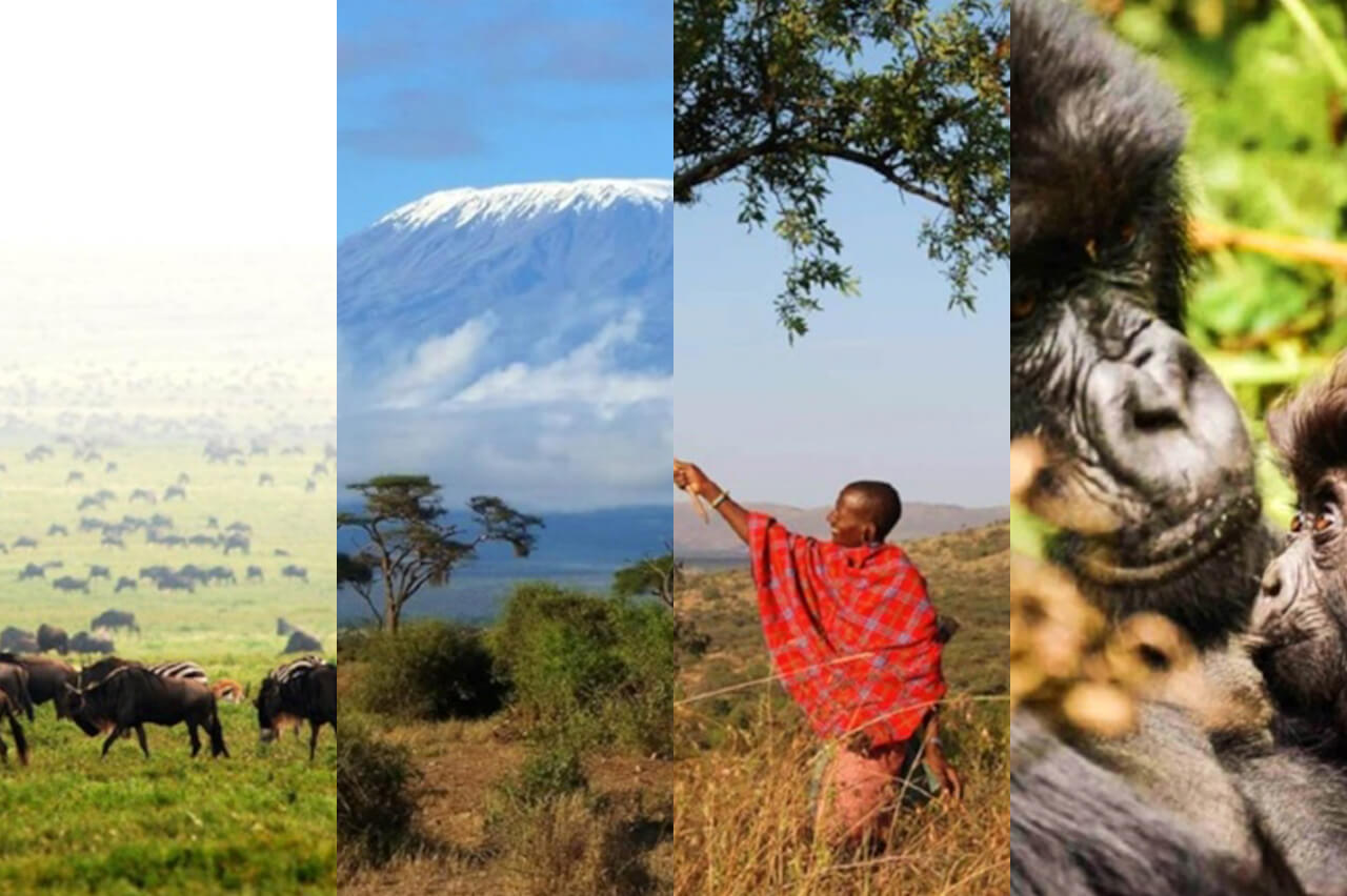 Experiences in Eastern Africa
