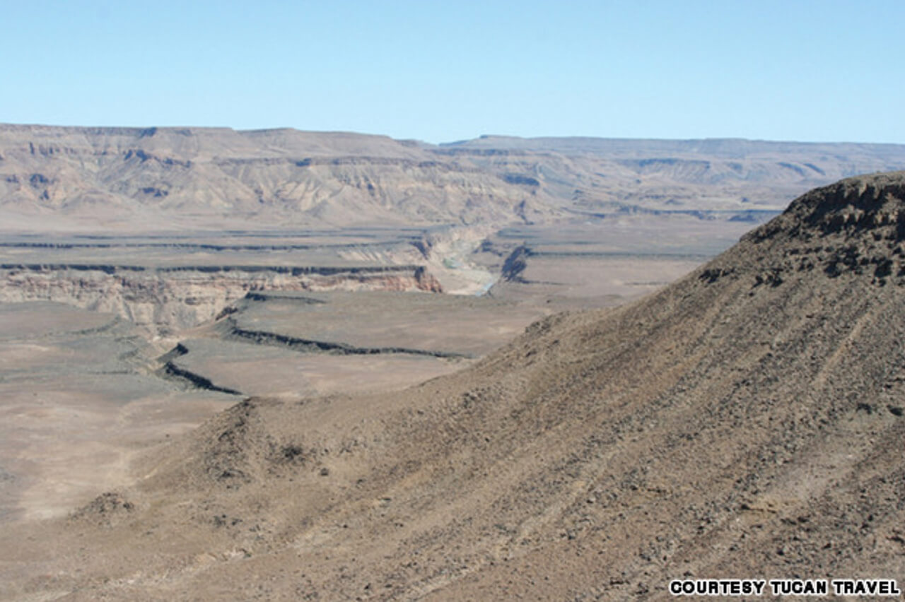Fish River Canyon - Courtesy of Tucan Travel