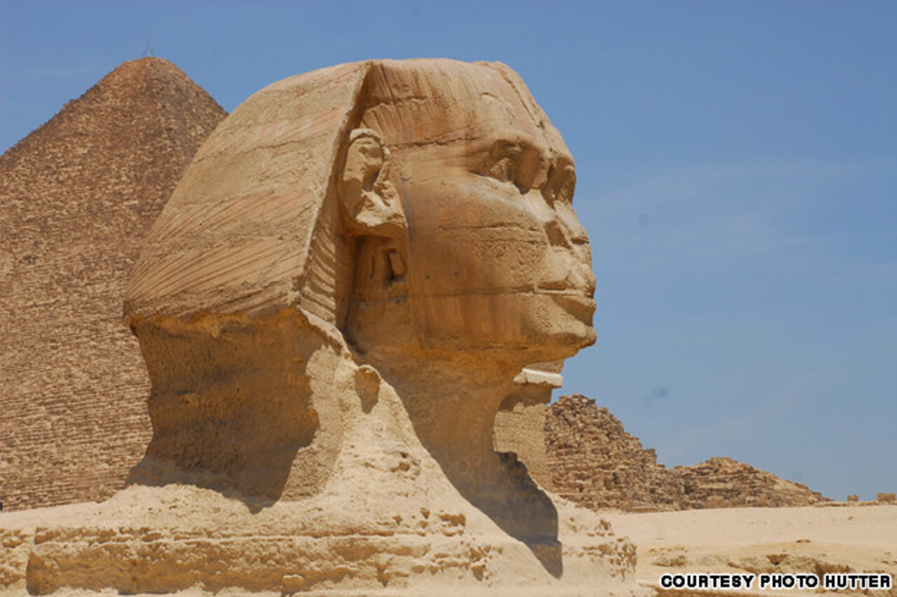 The Sphinx - Courtesy of Photo Hutter